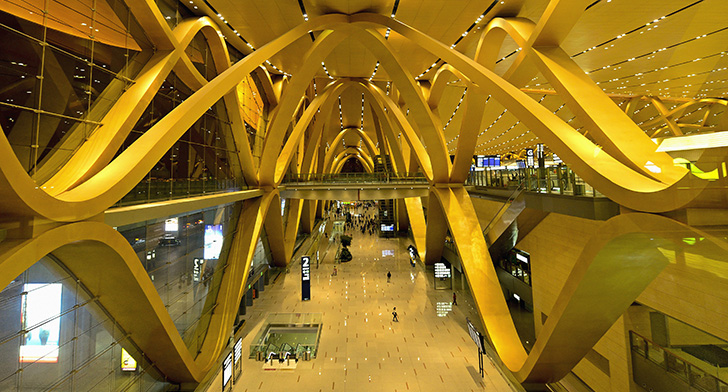 Beckers Kunming Changshui International Airport
